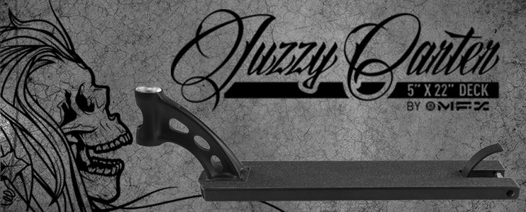 Juzzy Carter MGP Signature Deck