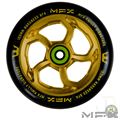 MFX R Willy Hurricane 120mm Wheel - Gold - 205-095