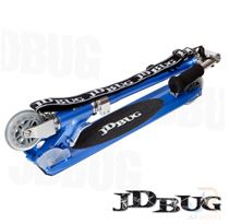 JD Bug Original Street - Reflex Blue Folded - JDMS135B
