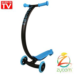 Zycom C100 Cruz Black Blue Angled - ZYC 204-153