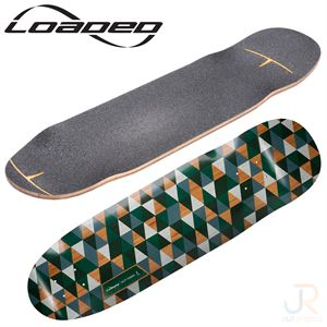 Loaded Kut-Thaka Deck - Top & Underside - LCSDK201
