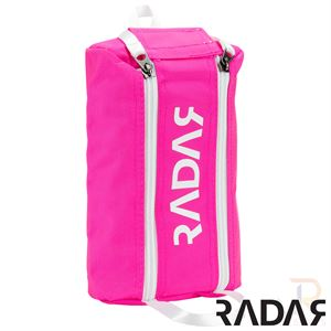 Radar Mini Wheel Bag - Pink - RWRWBPK