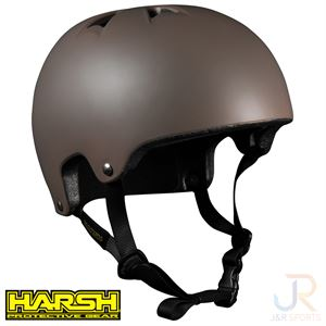 Harsh PRO EPS Helmet - Matt Bronze 204-238