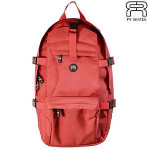 FR Backpack - Slim - Red - Front View - FRBGBPSLRE