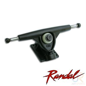 Randal R-II 150mm Truck Black