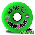 Abec 11 Classic GumBalls 76mm Single