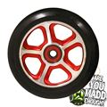 MGP CFA FILTH 110mm Scooter Wheel - Red Black - 204-537