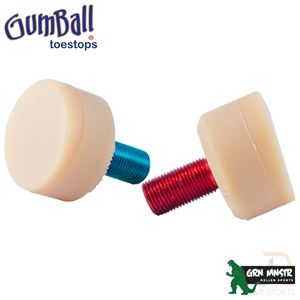 Gumball Toe Stops - Coloured Long - GMGB122907