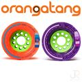 Orangatang HARFANG Kegal Wheel - Orange and Purple - ORKEHA8083