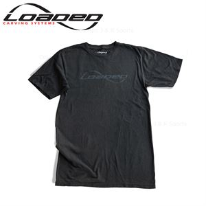 Loaded Carving Systems T Shirt Black
