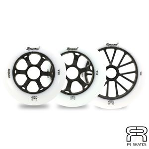 FR - Street Wheels - White - 100mm 85a - Group - FRWLSP100WH