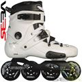 Seba FR1 80 White White Side View - SSK15-FR180W