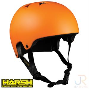 Harsh PRO EPS Helmet - Matt Orange 204-239