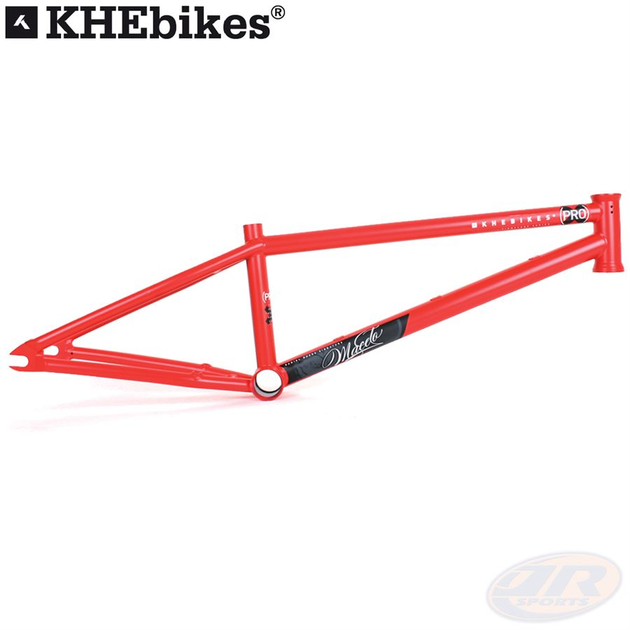 Khe Maceto Pro Bmx Frames From Khe Distributed By J R Sports J And R Sports