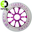81 Alloy Core Wheel 100mm - Purple